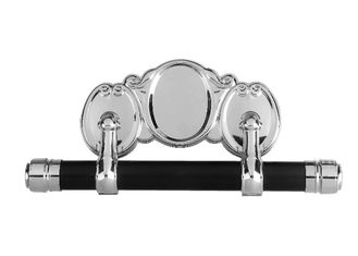 China Delicate Design Casket Handle Hardware Durable With Zinc Alloy Hinge supplier