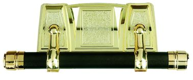 China Shining Gold Casket Swing Bar High Duty Resistance For Casket Handle factory